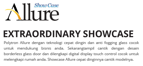 showcase allure